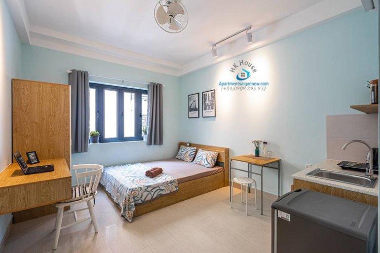 Căn hộ dịch vụ cho thuê trên đường Nguyễn Thị Minh Khai quận 1 ID 594 số 9