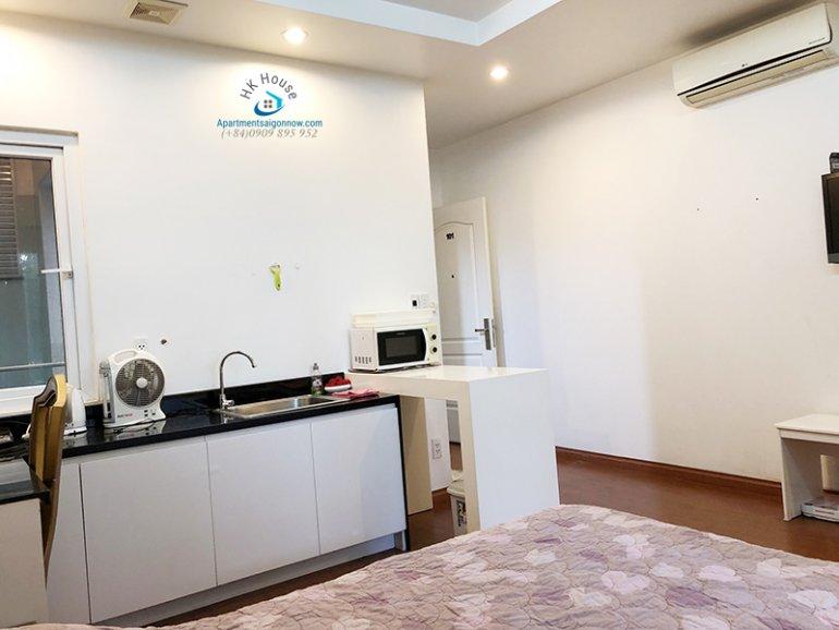 Căn hộ dịch vụ đường Nguyễn Đình Chiểu, quận 1, studio phía trước ,tầng 1, ID 288, số 2