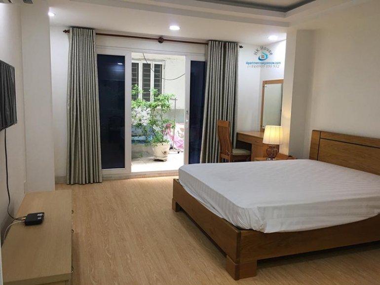 Căn hộ dịch vụ cho thuê trên đường Nguyễn Thái Bình quận 1 ID 106 số 1