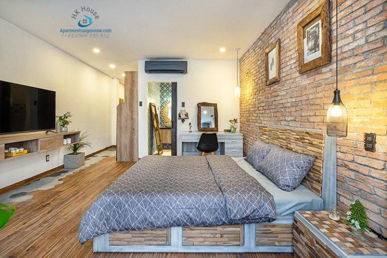Căn hộ dịch vụ cho thuê trên đường Nguyễn Văn Thủ quận 1 ID 603 số 5