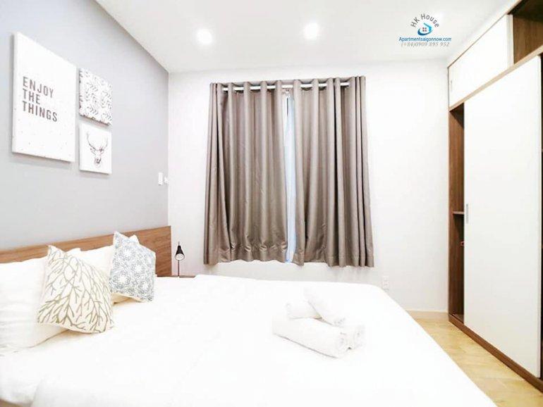 Căn hộ dịch vụ đường Võ Thị Sáu quận 3 dạng 1 phòng ngủ có ban công ID 292 số 2
