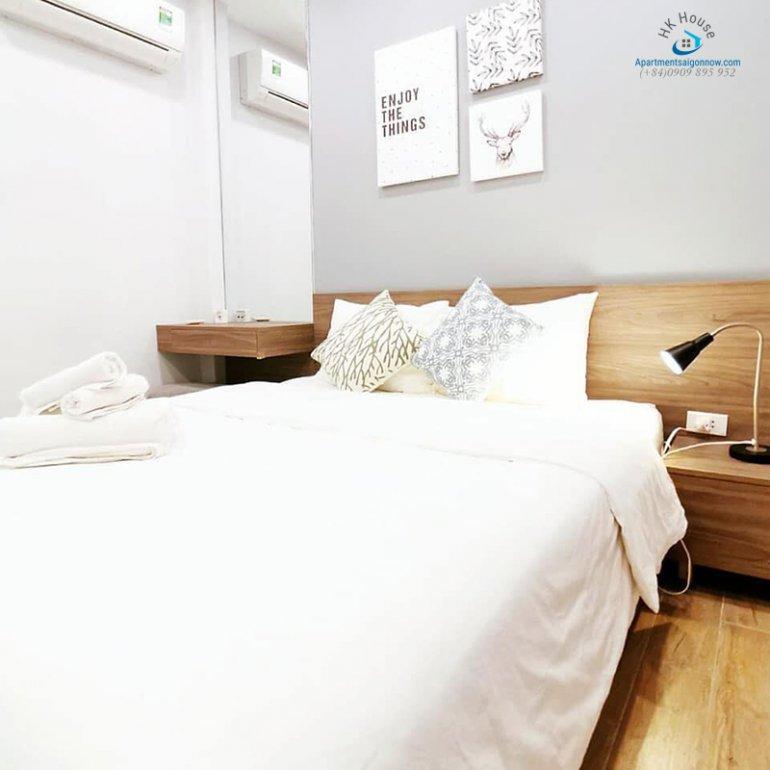 Căn hộ dịch vụ đường Võ Thị Sáu quận 3 dạng 1 phòng ngủ có ban công ID 292 số 3