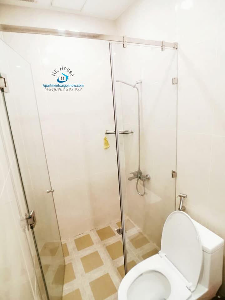 Căn hộ dịch vụ đường Võ Thị Sáu quận 3 dạng 1 phòng ngủ có ban công ID 292 số 4