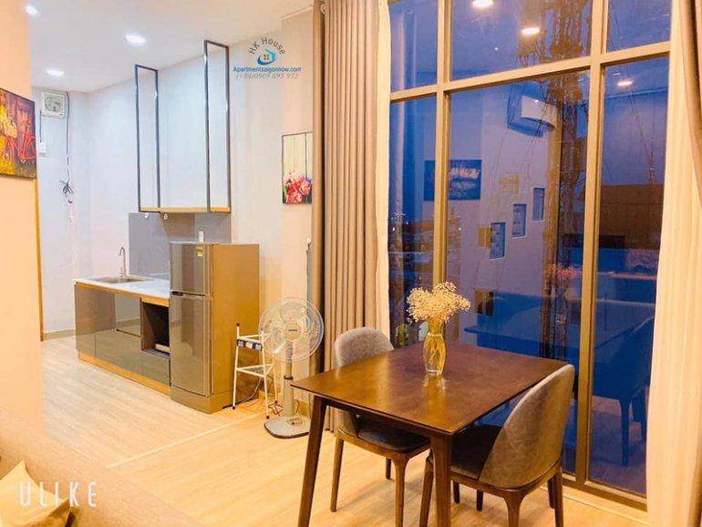 Căn hộ dịch vụ đường Cù Lao quận Phú Nhuận ID 140 tầng cao số 1