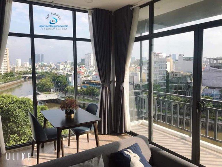 Căn hộ dịch vụ đường Cù Lao quận Phú Nhuận ID 140 tầng cao số 3