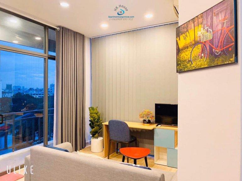 Căn hộ dịch vụ đường Cù Lao quận Phú Nhuận ID 140 tầng cao số 4