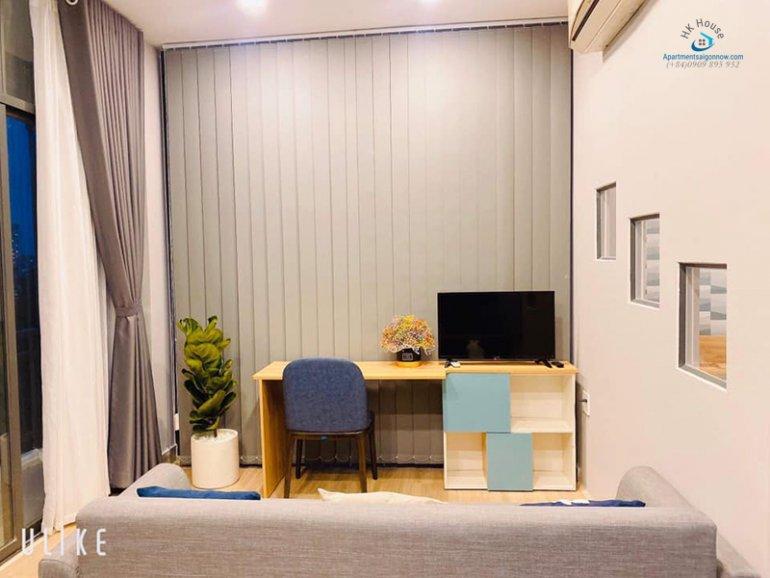 Căn hộ dịch vụ đường Cù Lao quận Phú Nhuận ID 140 tầng cao số 6
