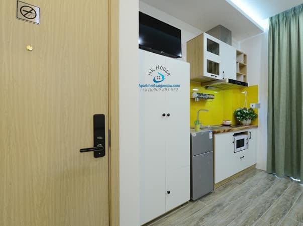 Căn hộ dịch vụ cho thuê trên đường Nguyễn Xí quận Bình Thạnh ID 567 số 13