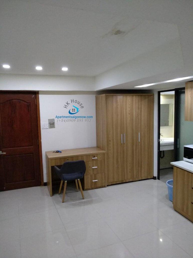 Serviced apartment on Dien Bien Phu street in Binh Thanh district ID 274 part 1