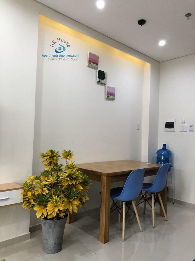 Căn hộ dịch vụ đường Trần Đình Xu quận 1 dạng 1 phòng ngủ ID 179 số 5