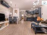 Serviced apartment on Nguyen Van Thu street in dist 1 room 1B ID D1/27 part 2
