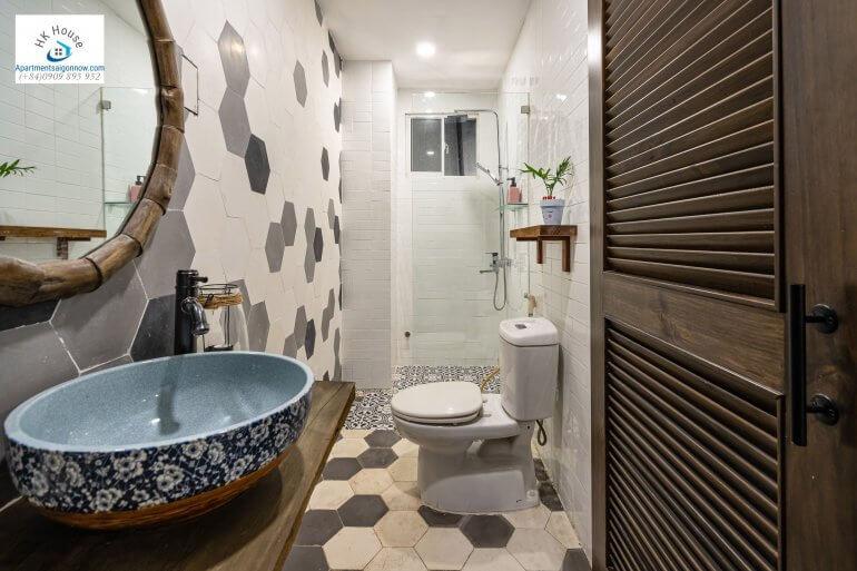 Serviced apartment on Nguyen Van Thu street in dist 1 room 1B ID D1/27 part 8