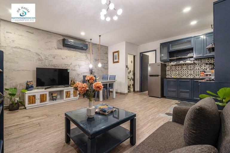 Serviced apartment on Nguyen Van Thu street in dist 1 room 1B ID D1/27 part 7