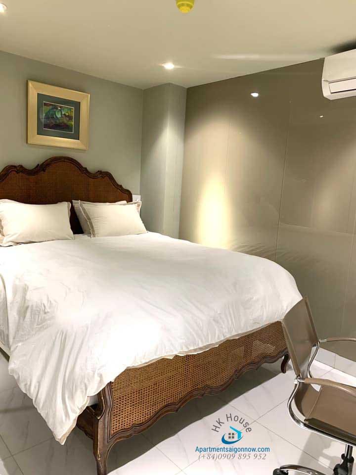 Căn hộ dịch vụ đường Nguyễn Văn Thủ quận 1 dạng 1 phòng ngủ ID 610 số 1