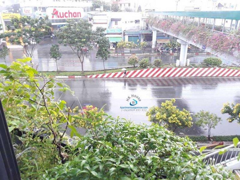 Căn hộ dịch vụ đường Phạm Văn Đồng quận Gò Vấp dạng 1 phòng ngủ ID 422 số 1