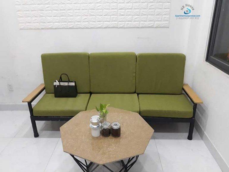 Căn hộ dịch vụ đường Phạm Văn Đồng quận Gò Vấp dạng 1 phòng ngủ ID 422 số 2