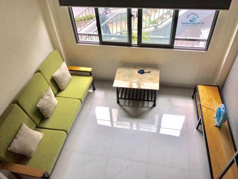 Căn hộ dịch vụ đường Phạm Văn Đồng quận Gò Vấp dạng 1 phòng ngủ ID 422 số 4