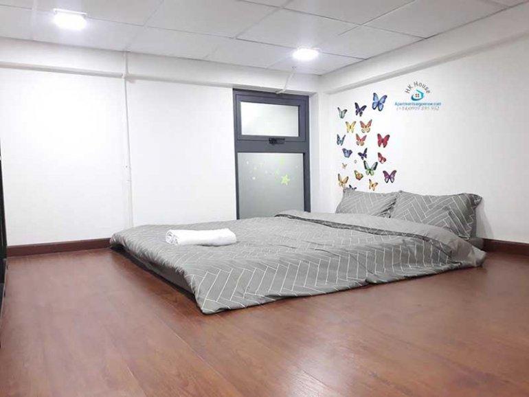 Căn hộ dịch vụ đường Phạm Văn Đồng quận Gò Vấp dạng 1 phòng ngủ ID 422 số 5