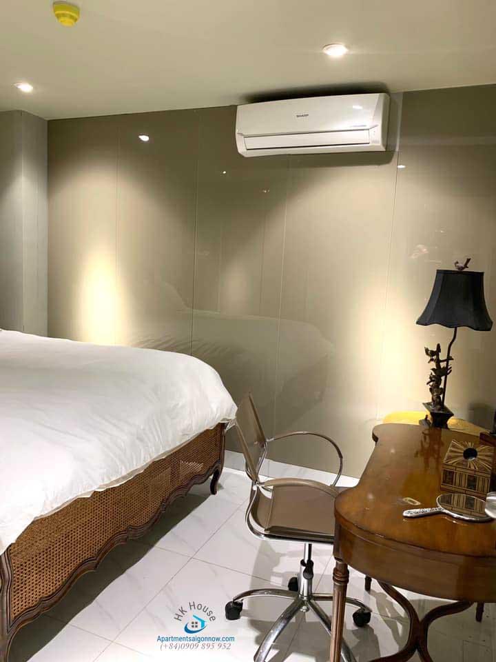 Căn hộ dịch vụ đường Nguyễn Văn Thủ quận 1 dạng 1 phòng ngủ ID 610 số 10