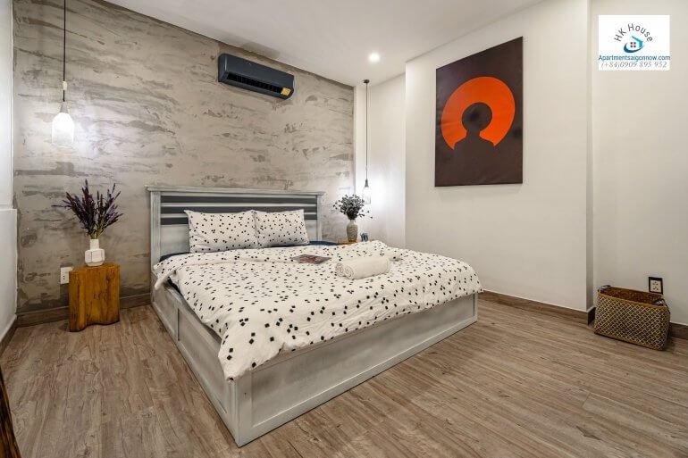 Serviced apartment on Nguyen Van Thu street in dist 1 room 1B ID D1/27 part 9