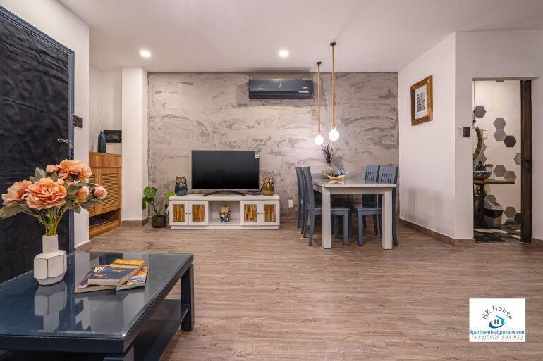 Serviced apartment on Nguyen Van Thu street in dist 1 room 1B ID D1/27 part 14