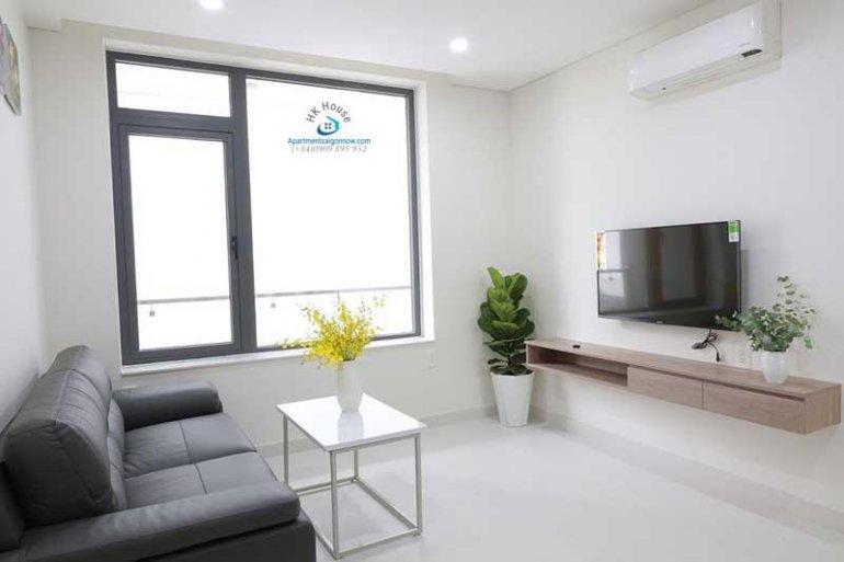 Căn hộ dịch vụ cho thuê trên đường Nguyễn Thị Minh Khai quận 1 với 1 phòng ngủ ID 623 số 7