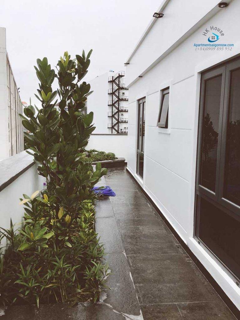 Căn hộ dịch vụ đường Nguyễn Văn Trỗi quận Phú Nhuận dạng Penthouse ID 338 số 9
