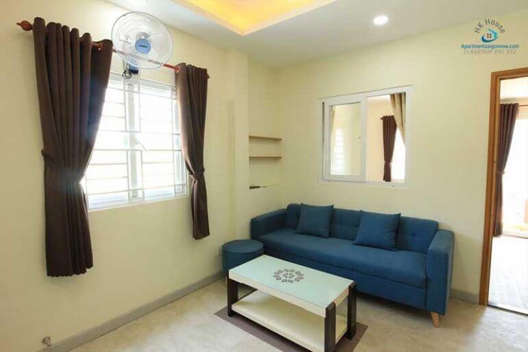 Căn hộ dịch vụ đường Nguyễn Hữu Cảnh, phường 22, quận Bình Thạnh, ID 59 phòng 102, số 1