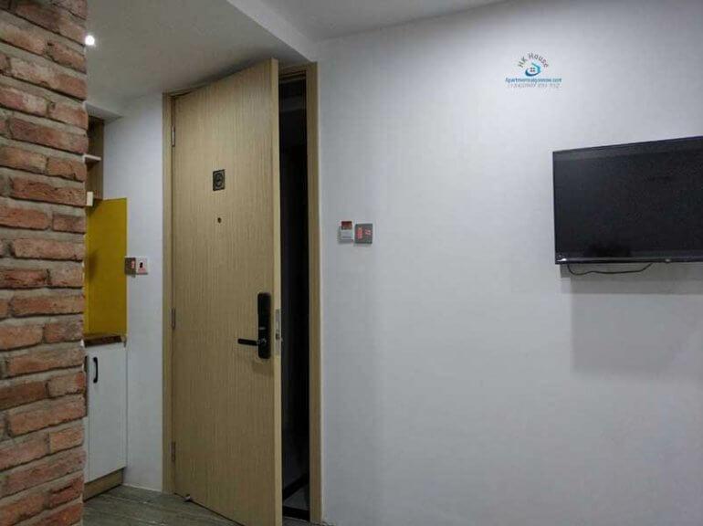 Căn hộ dịch vụ cho thuê trên đường Nguyễn Xí quận Bình Thạnh ID 567 phòng 4 số 2