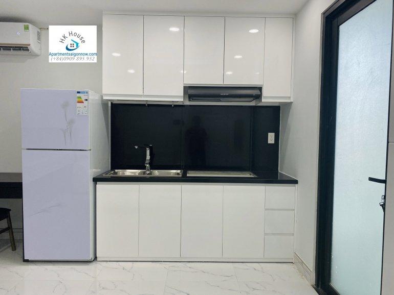 Căn hộ dịch vụ cho thuê trên đường Nguyễn Duy quận Bình Thạnh dạng studio ID BT/4.3 số 4
