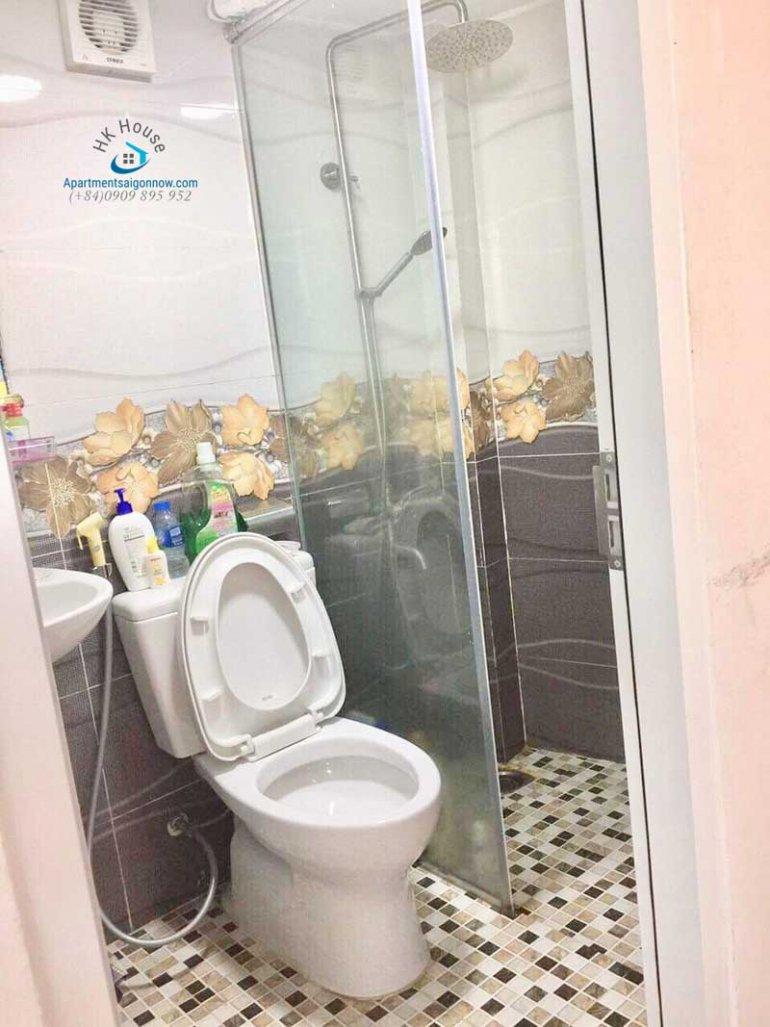 Căn hộ dịch vụ đường Nguyễn Văn Trỗi quận Phú Nhuận dạng gác lửng ID 481 số 1