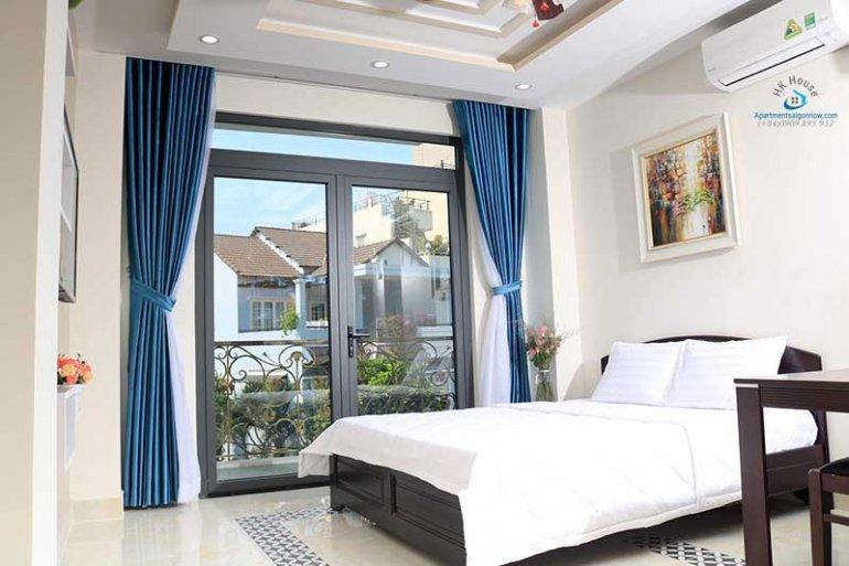 Căn hộ dịch vụ cho thuê trên đường Nhiêu Tứ quận Phú Nhuận với studio lớn ID 621 số 5