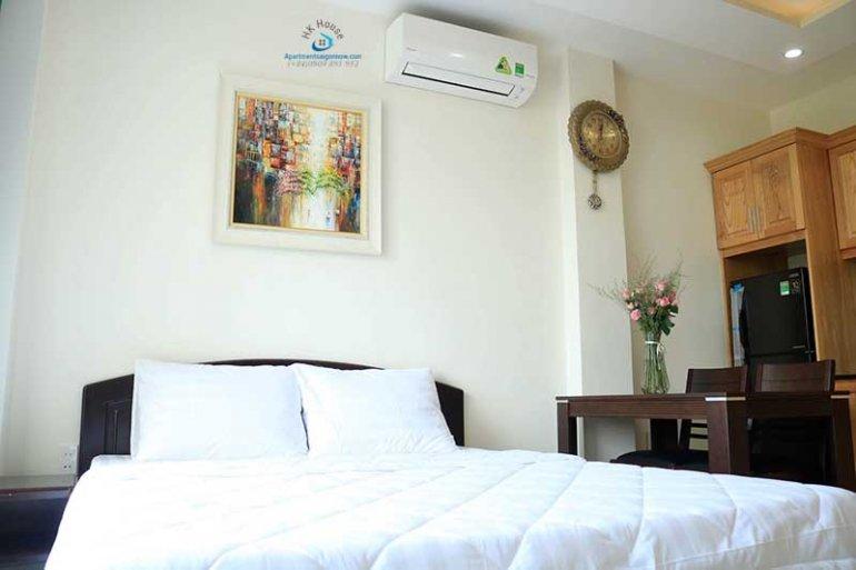 Căn hộ dịch vụ cho thuê trên đường Nhiêu Tứ quận Phú Nhuận với studio lớn ID 621 số 6