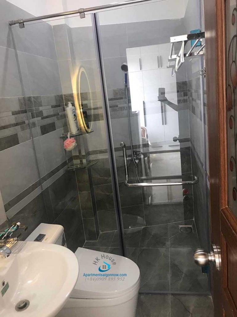 Căn hộ dịch vụ cho thuê trên đường Nhiêu Tứ quận Phú Nhuận với studio nhỏ ID 621 số 5