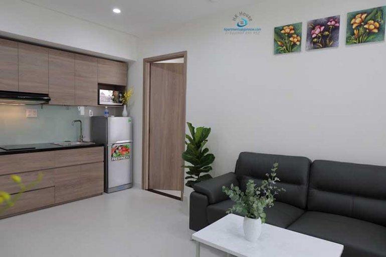 Căn hộ dịch vụ cho thuê trên đường Nguyễn Thị Minh Khai quận 1 với 1 phòng ngủ ID 623 số 6