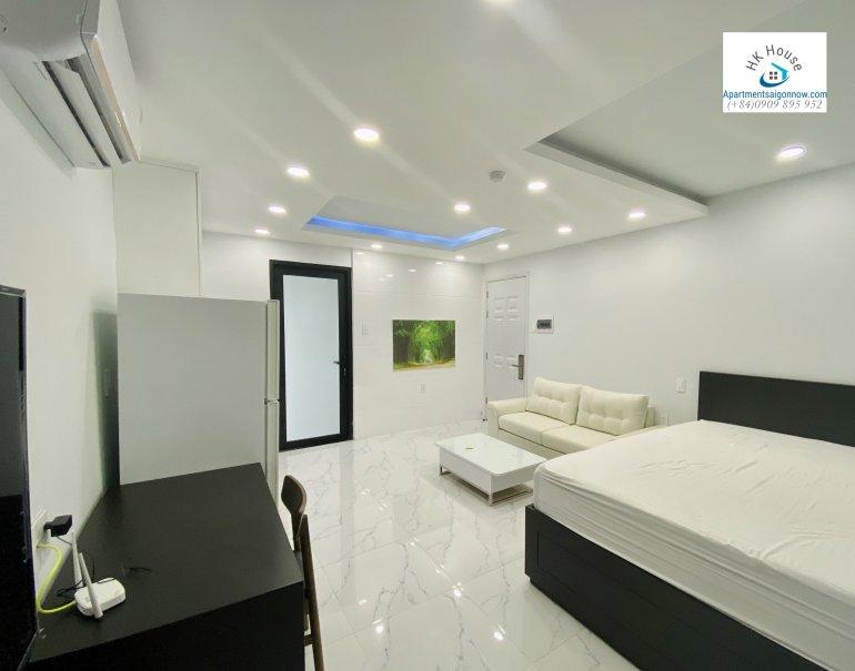 Căn hộ dịch vụ cho thuê trên đường Nguyễn Duy quận Bình Thạnh dạng studio ID BT/4.3 số 5