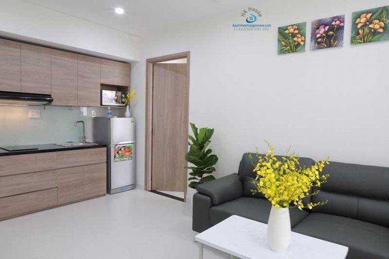 Căn hộ dịch vụ cho thuê trên đường Nguyễn Thị Minh Khai quận 1 với 1 phòng ngủ ID 623 số 9