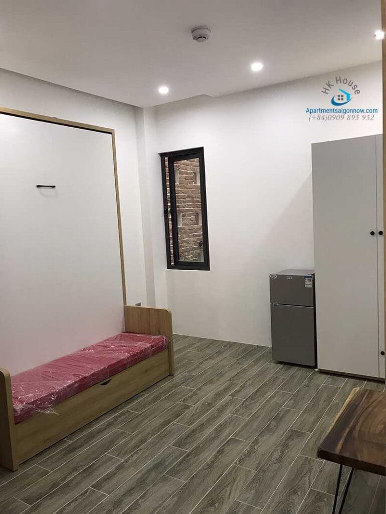 Căn hộ dịch vụ cho thuê trên đường Nguyễn Xí quận Bình Thạnh ID 567 phòng 3 số 3