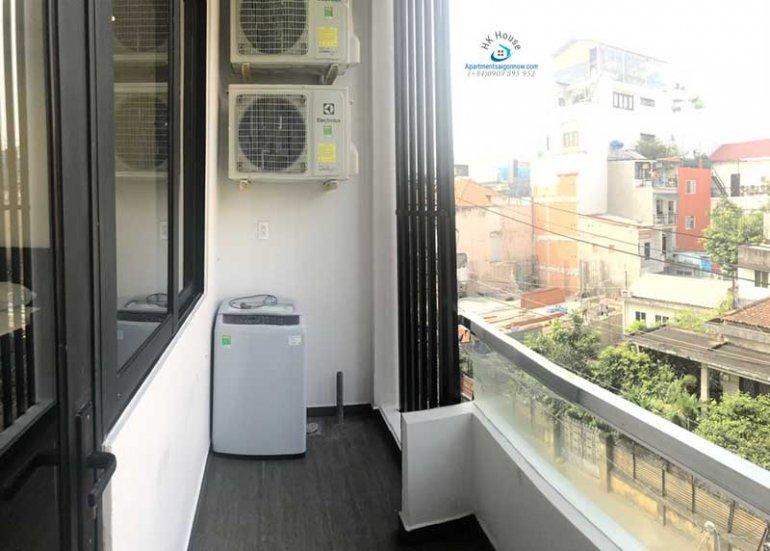 Căn hộ dịch vụ cho thuê trên đường Nguyễn Duy quận Bình Thạnh dạng 1 phòng ngủ ID 615 số 1