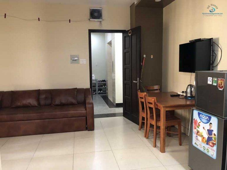 Căn hộ dịch vụ đường Cù Lao quận Phú Nhuận phòng 202 ID 146 số 1