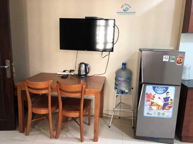 Căn hộ dịch vụ đường Cù Lao quận Phú Nhuận phòng 202 ID 146 số 6