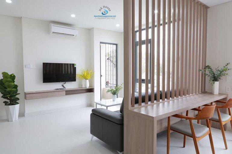 Căn hộ dịch vụ cho thuê trên đường Nguyễn Thị Minh Khai quận 1 với studio ID 623 số 1