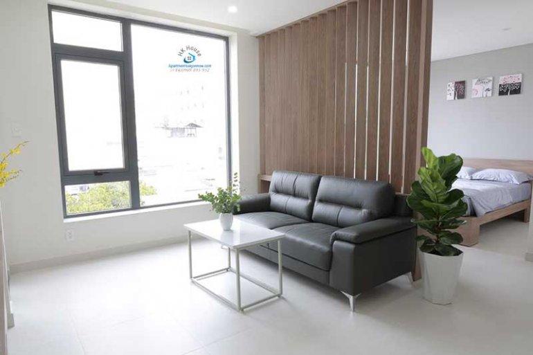 Căn hộ dịch vụ cho thuê trên đường Nguyễn Thị Minh Khai quận 1 với studio ID 623 số 4