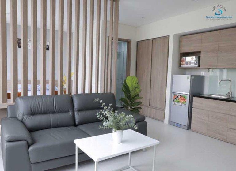 Căn hộ dịch vụ cho thuê trên đường Nguyễn Thị Minh Khai quận 1 với studio ID 623 số 7