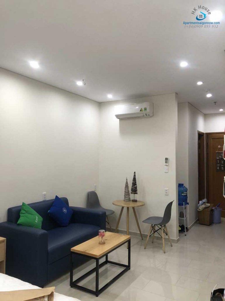 Căn hộ dịch vụ đường Trần Đình Xu, quận 1, ID 179, tầng 1, số 5