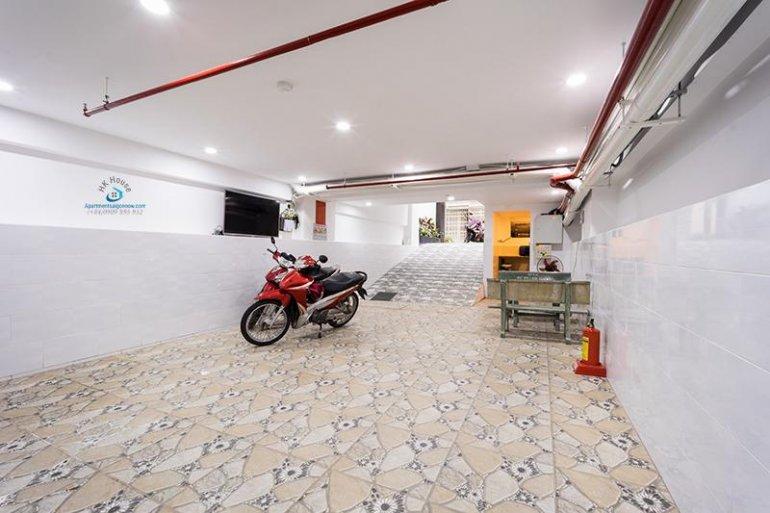 Căn hộ dịch vụ cho thuê trên đường Hồ Văn Huê quận Tân Bình ID 627 số 8