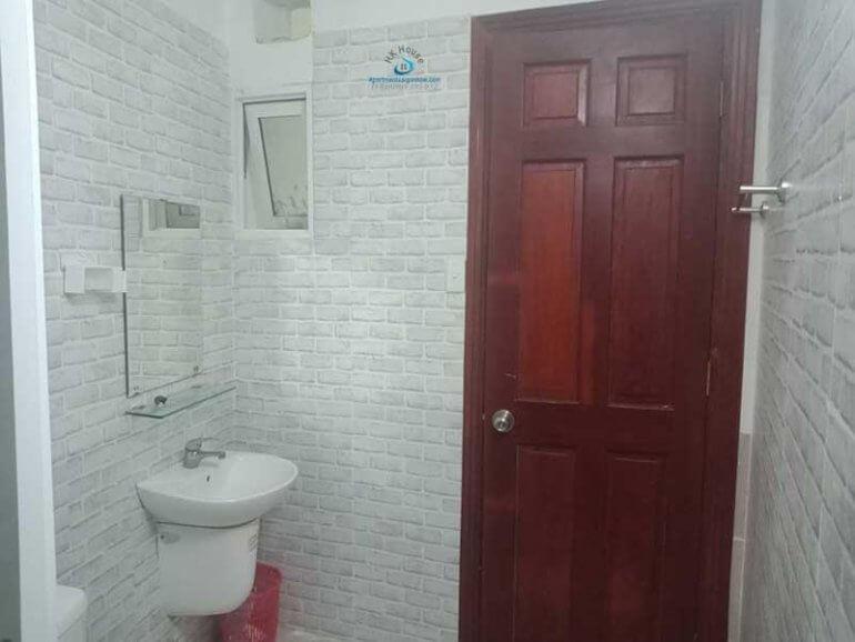 Căn hộ dịch vụ cho thuê trên đường Yên Thế quận Tân Bình ID 262 số 1
