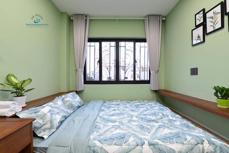 Căn hộ dịch vụ cho thuê trên đường Nguyễn Thượng Hiền quận Bình Thạnh ID 625 số 6
