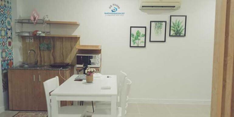 Căn hộ dịch vụ cho thuê trên đường Yên Thế quận Tân Bình ID 262 số 6