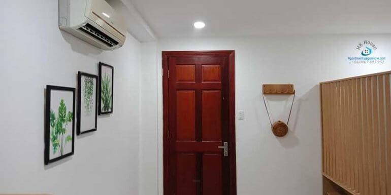 Căn hộ dịch vụ cho thuê trên đường Yên Thế quận Tân Bình ID 262 số 4